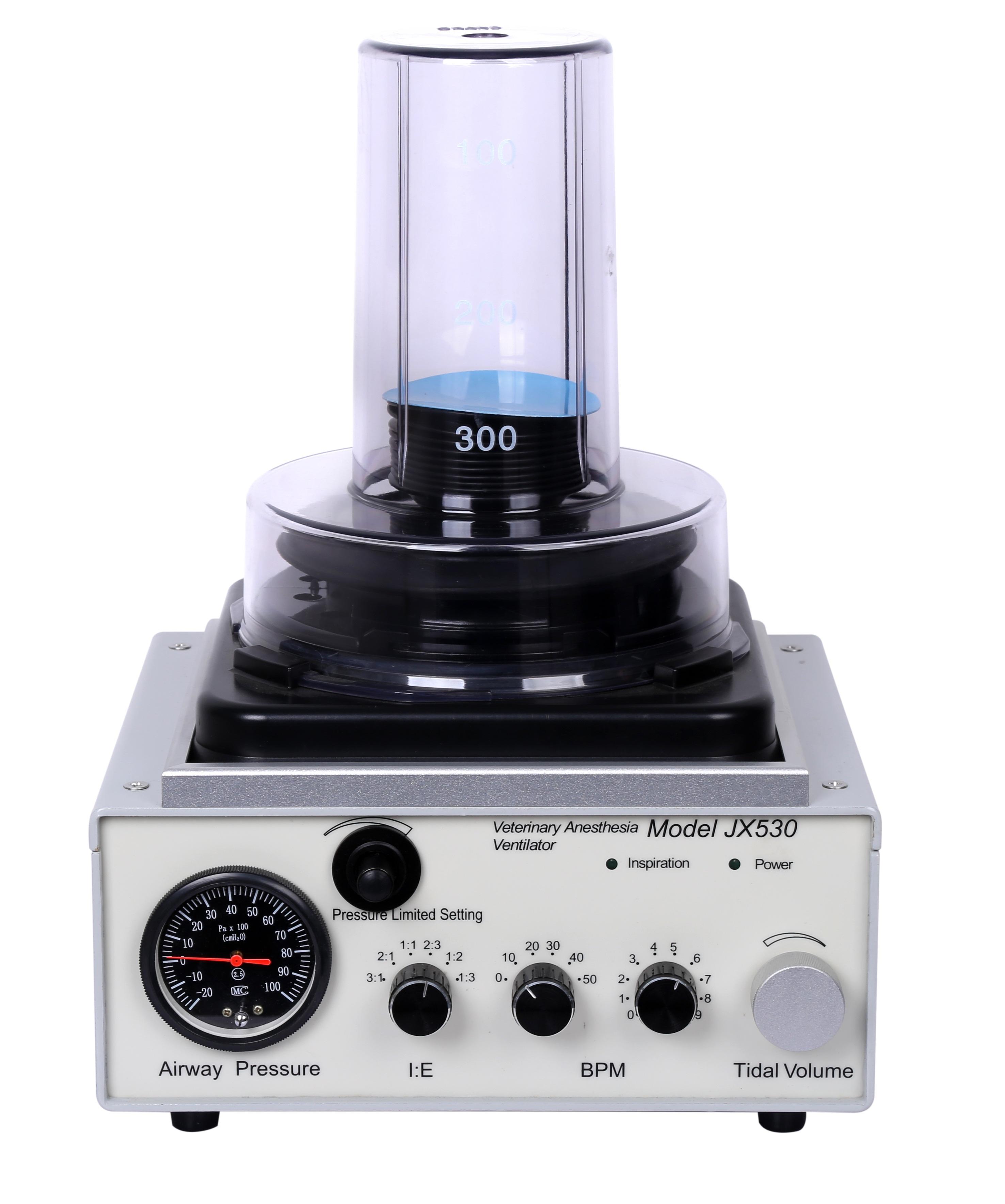 JX530动物麻醉呼吸机